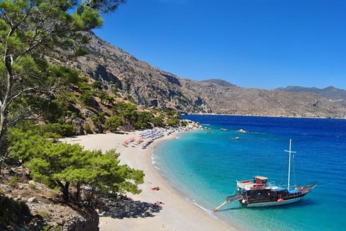 Погода в Греции в июле
