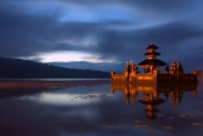 Бали в мае