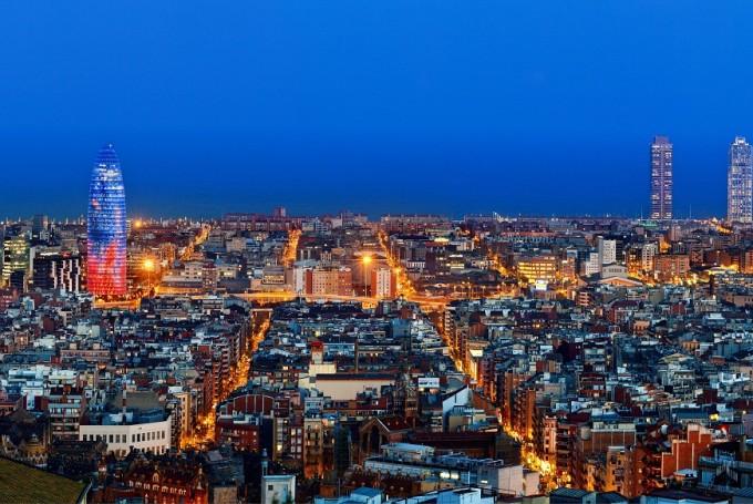 погода в Барселоне в ноябре