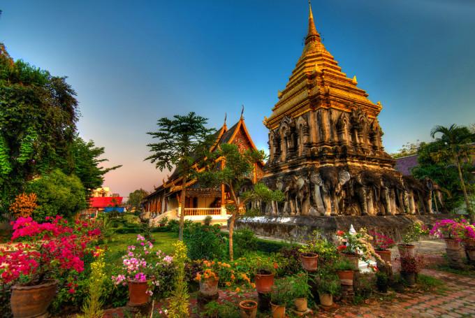 Погода в Таиланде в апреле