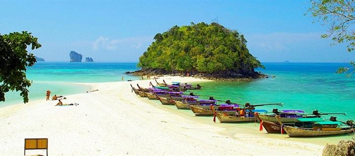 Температура воды в море в Тайланде в декабре