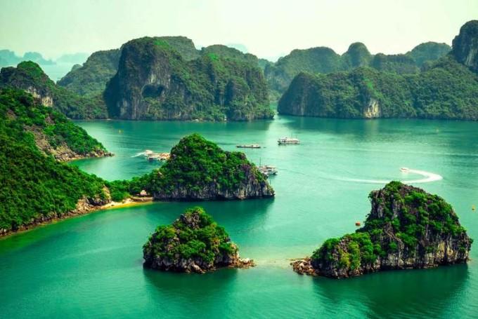 Вьетнам в феврале