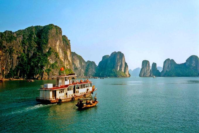 Вьетнам в июле