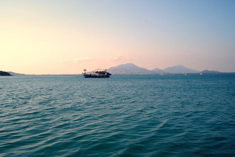 Какое море во Вьетнаме - какое его омывает