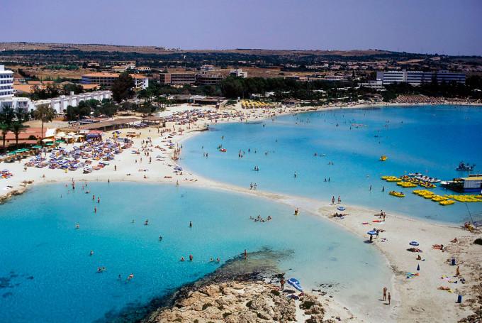 Погода на Кипре в августе