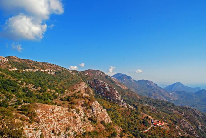 Погода в Черногории в марте