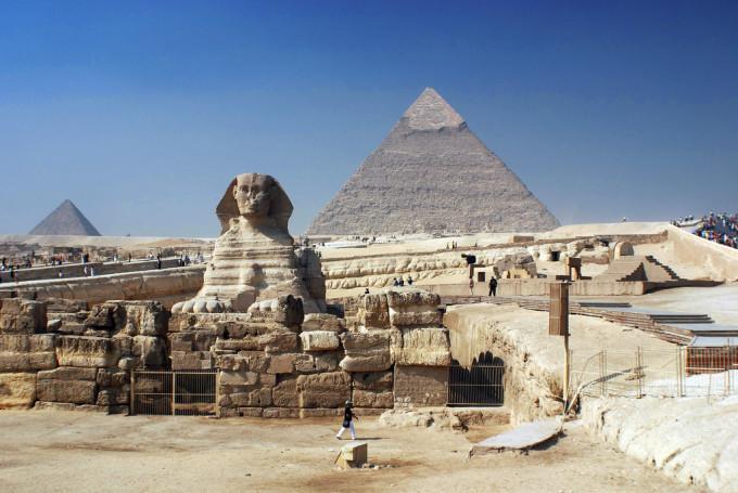 Погода в Египте в феврале