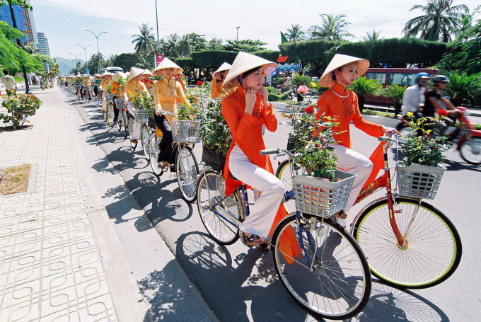 Новый год 2017 во Вьетнаме