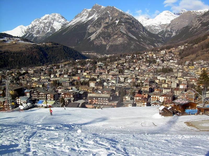 Горнолыжный курорт Бормио (Италия): как добраться, схема трасс, погода, официальный сайт, фотографии