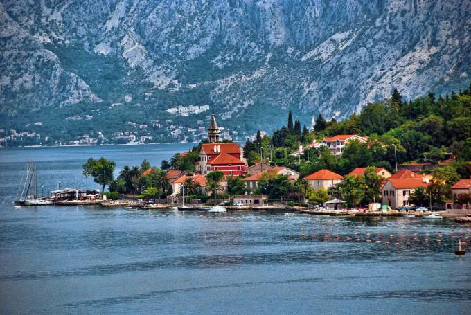 Погода в Черногории в мае