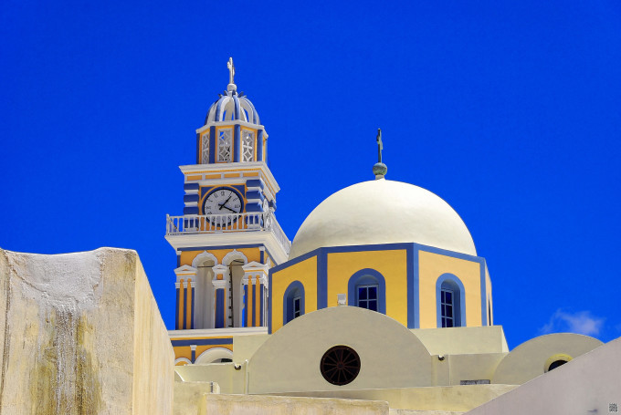 Когда лучше ехать в Грецию