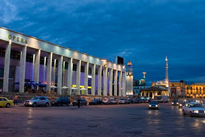 Посольства и консульства Албании