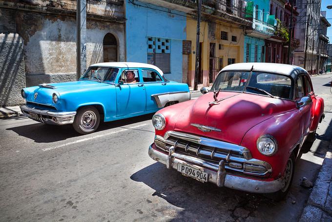 Аренда автомобиля на Кубе