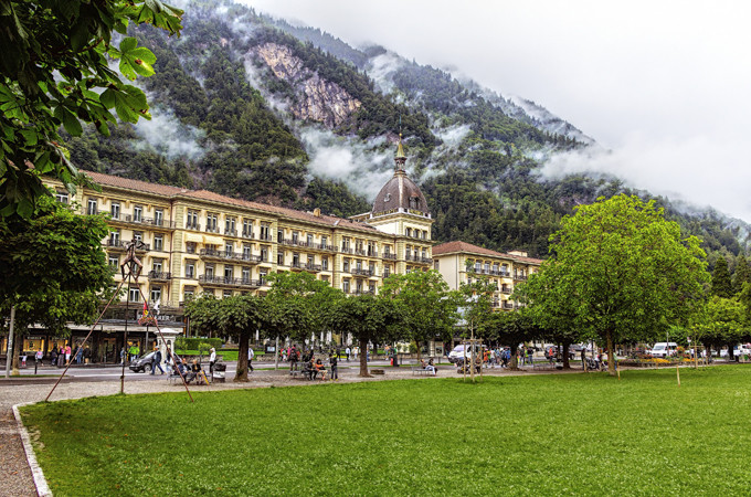 Отели Швейцарии