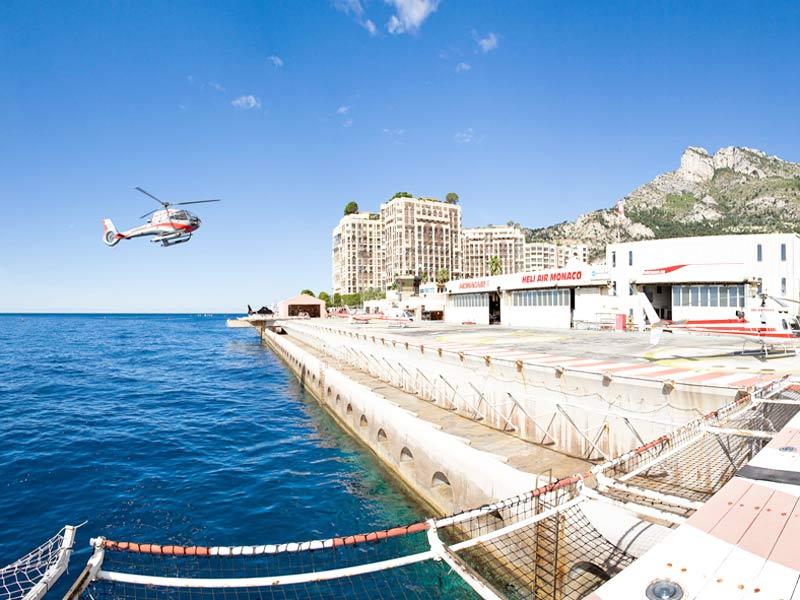 Города и районы Монако
