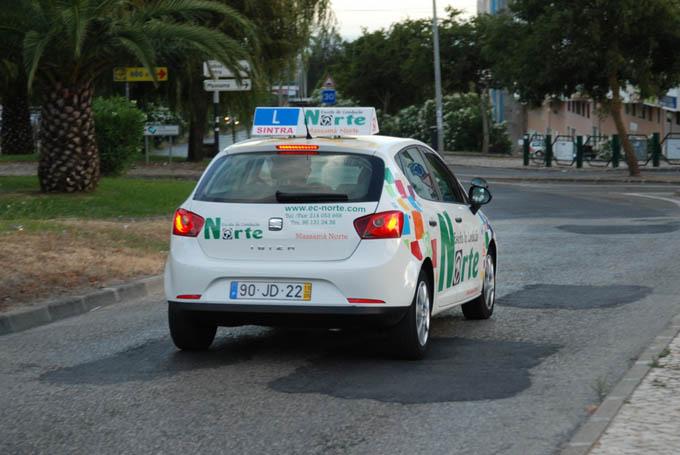 Аренда автомобиля в Португалии