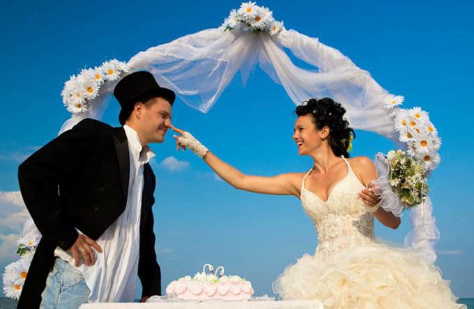 Где провести свадебную церемонию