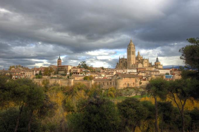 Погода в Испании в июле