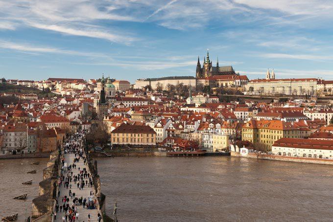 Где лучше отдыхать в Чехии