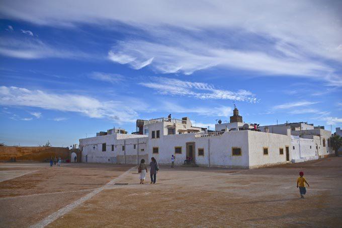 Погода в Марокко в сентябре