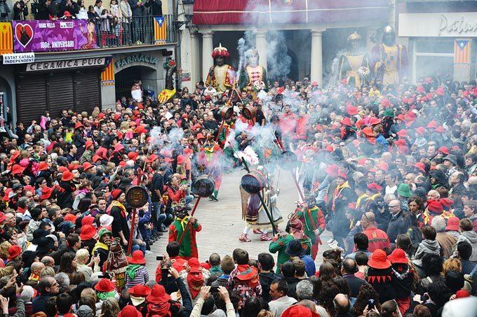 Праздник Патум де Берга