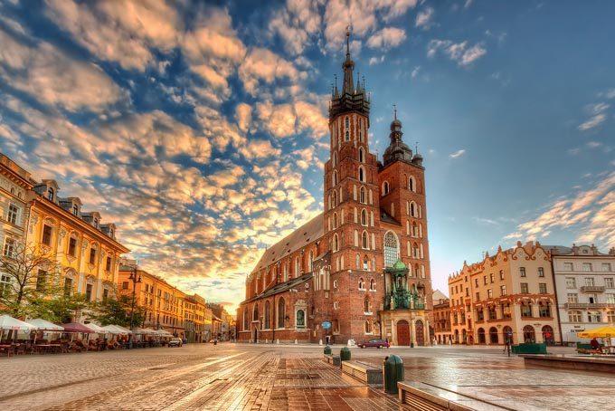 Где лучше отдыхать в Польше
