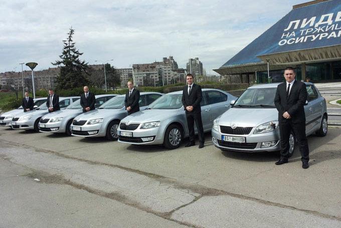 Аренда и прокат автомобиля в Сербии