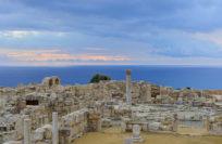 Античный Курион, Кипр