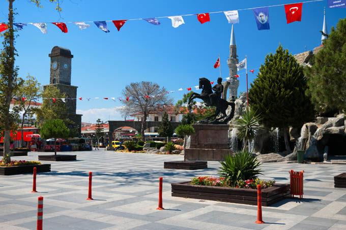 Белек, Турция