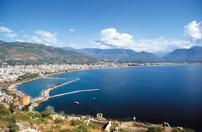 Курорт Алания, Турция