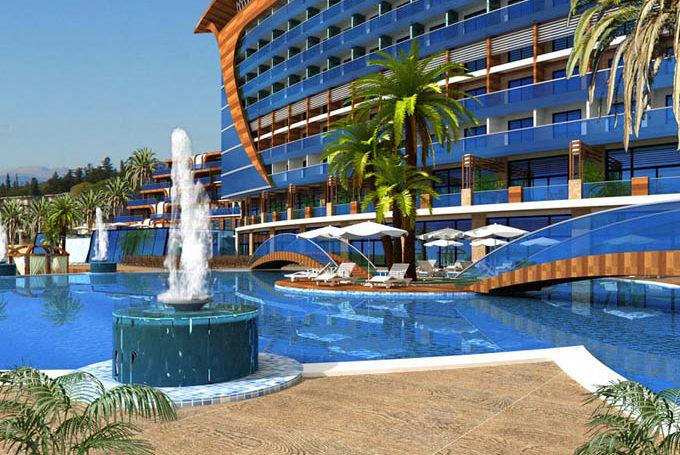 Лучшие отели Алании