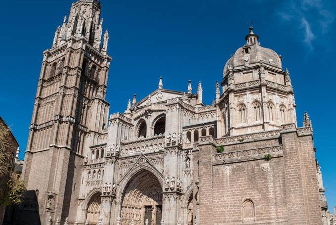 Кафедральный собор в Толедо