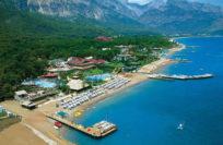 Отели Анталийского побережья Турции