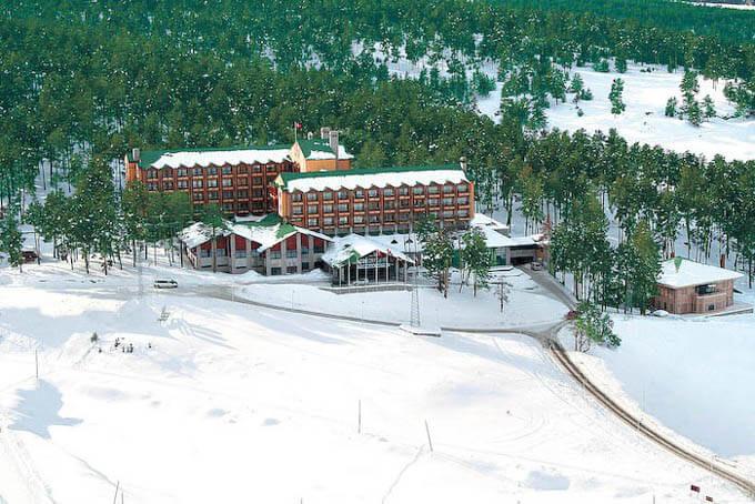 Отели Сарыкамыша