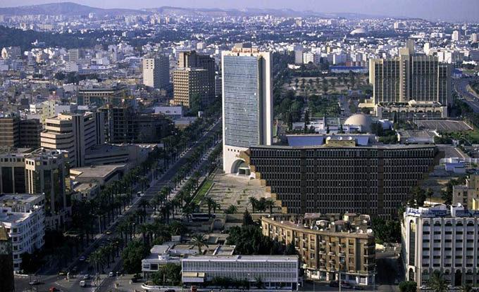 Отели города Тунис