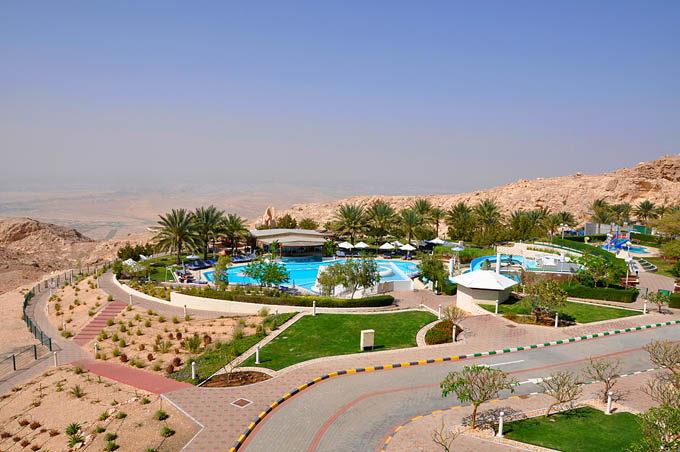 Отели Аль-Айна