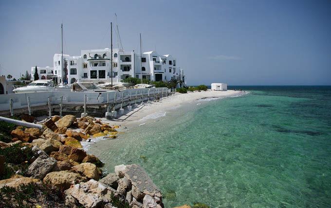 Отели Порт-эль-Кантауи