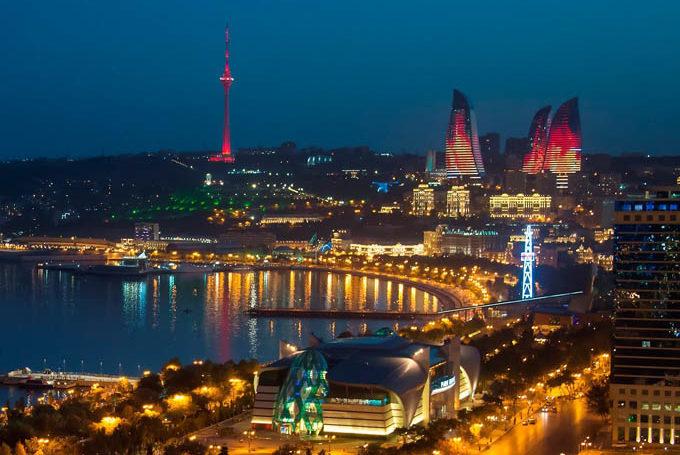 отели Баку