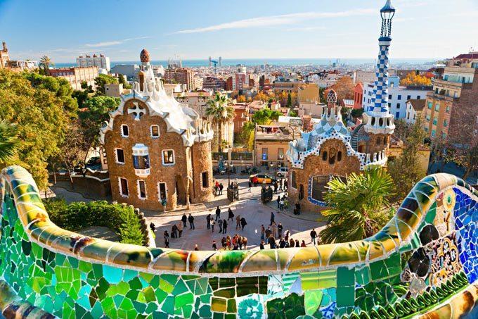 отели Барселоны