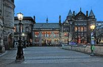 Отели Эдинбурга