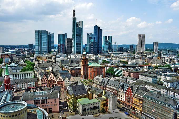 Отели Франкфурта