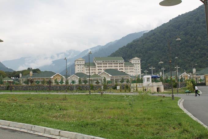 Отели Габалы