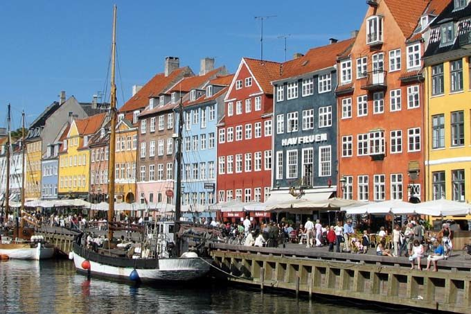 Отели Копенгагена