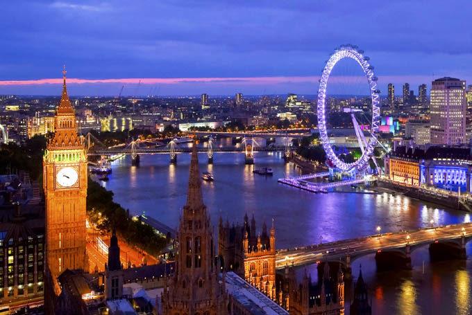 Отели Лондона