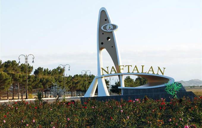 Отели Нафталана