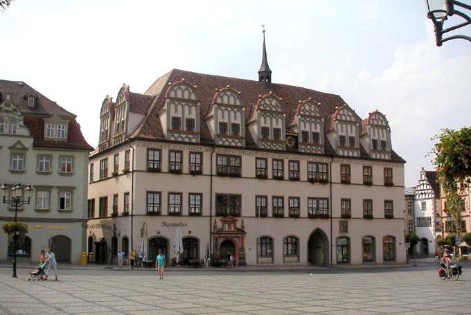 Отели Наумбурга