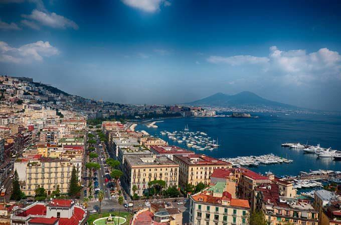 Отели Неаполя
