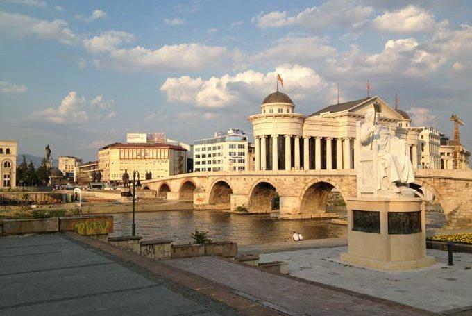 Отели Скопье