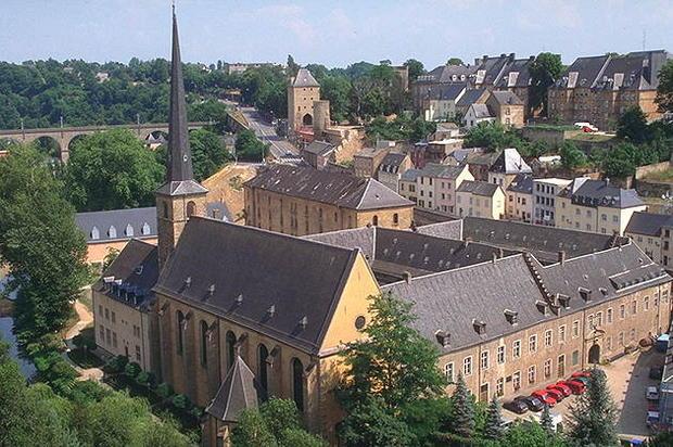 Отели города Люксембург