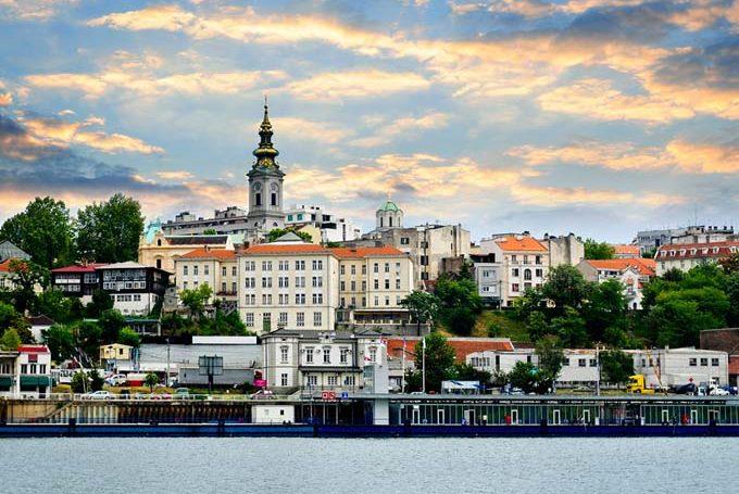 Отели Белграда